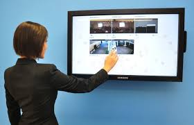 Touch Screen Monitor Technology