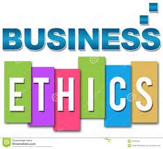 Framing Business Ethics