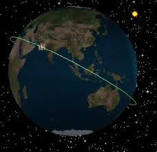 Low Earth Orbit Satellite