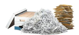 Professional Shredding Services
