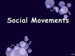 Sociology of Movements