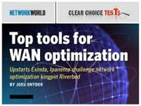 Wide Area Network Optimization