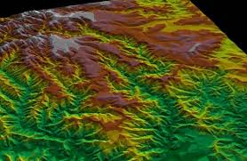 About Digital Elevation Models