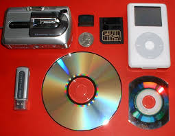 Different Types of Data Storage Devices