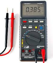 Define on Multimeter