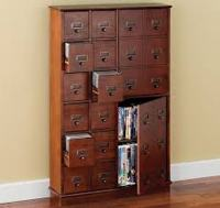 About CD Storage Cabinets