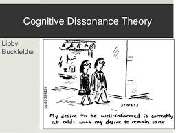 cognitive dissonance term paper
