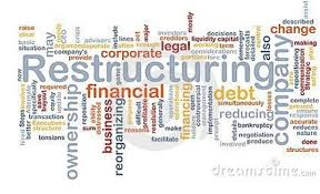 Different Types of Corporate Restructuring