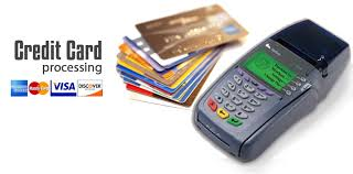 Steps Concerned in Credit Card Processing