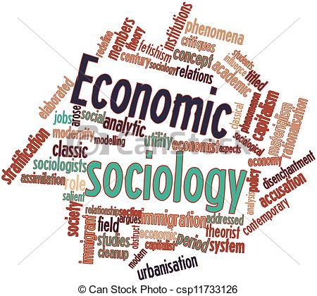 Economic Sociology Definition