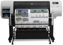 HP Designjet Plotter