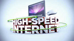 Benefits of High Speed Internet