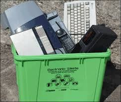 Disposal of Electronic Waste