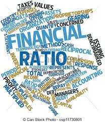 financial ratio definition