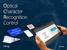 About Optical Character Recognition