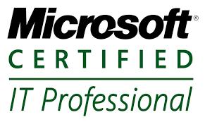 Microsoft Certified Information Technology Professional