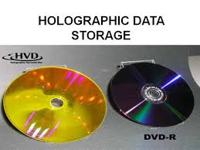 About Holographic Data Storage