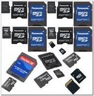Discuss on Memory Cards