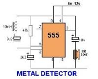 Use the Metal Detector