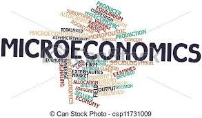 Microeconomics Definition