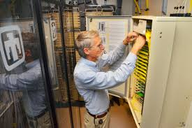 Highly Reliable Fiber Optic Network
