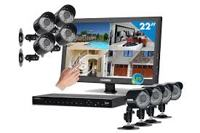 Security Camera Systems Work