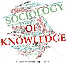 Sociology of Knowledge