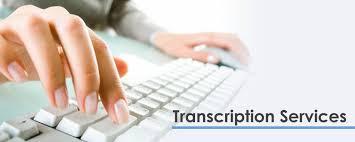 Transcription Services Overview