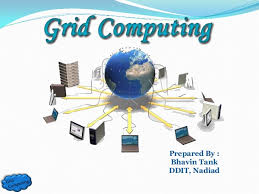 Define on Grid Computing