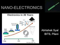 Define on Nanoelectronic