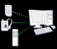 Computer Network Synchronisation
