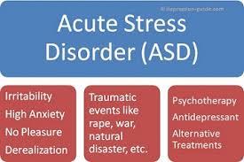 Acute Stress Reaction