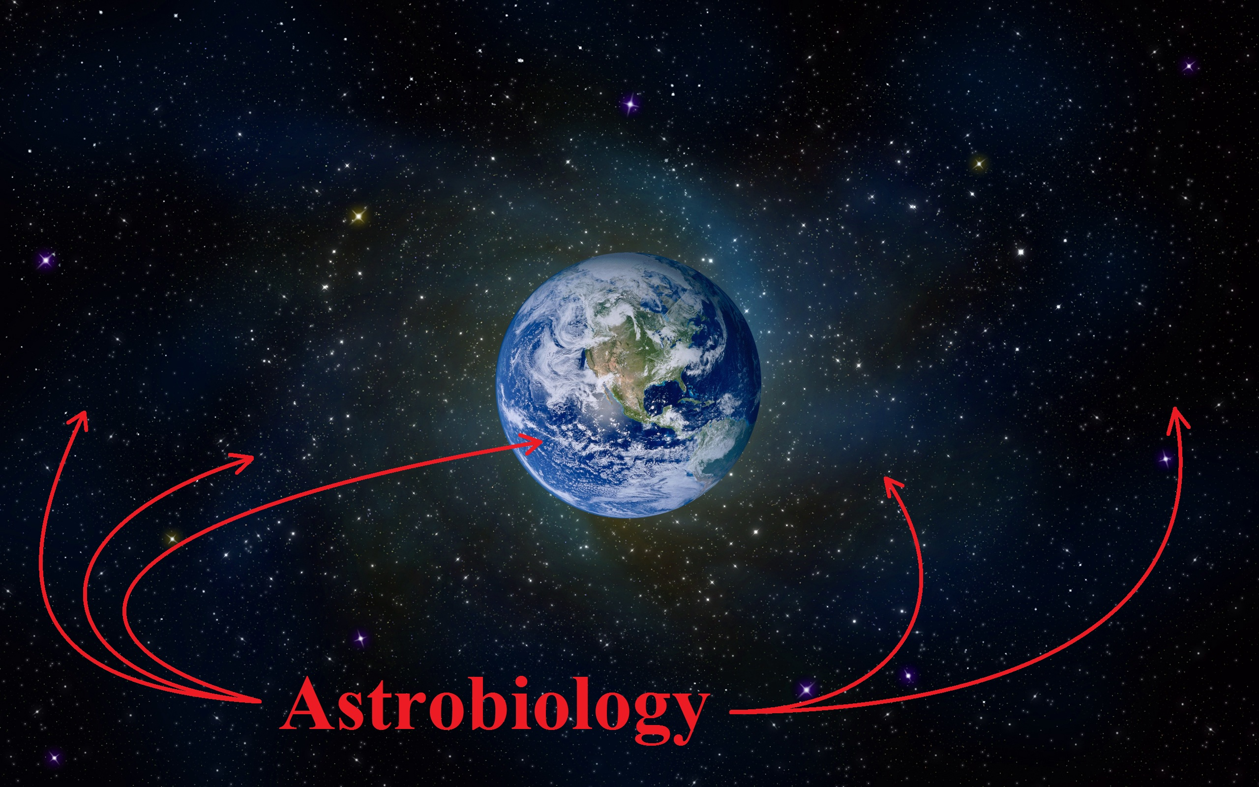astrobiology assignment point