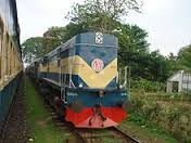 Bangladesh Railway Transport Infrastructure