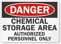 About Chemical Storage
