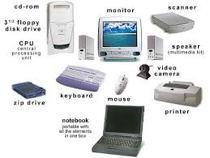 Kinds of Computer Hardware