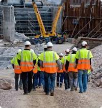 Construction Induction Training