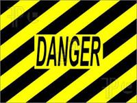 Danger and Warning Signs