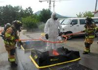 Decontamination Equipment Work