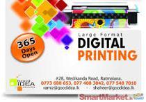 Define on Digital Printing