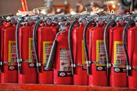 Items of Fire Fighting Equipment