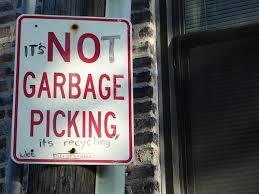 Garbage Picking