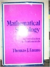 Mathematical Sociology