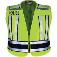 Police Traffic Safety Vests