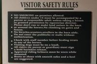 Visitor Safety Policy