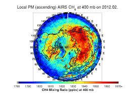 Arctic Methane Release