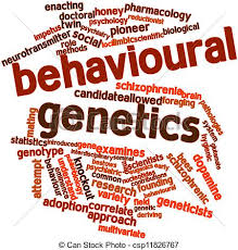 Behavioural Genetics