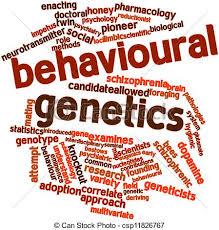 Behavioural Genetics