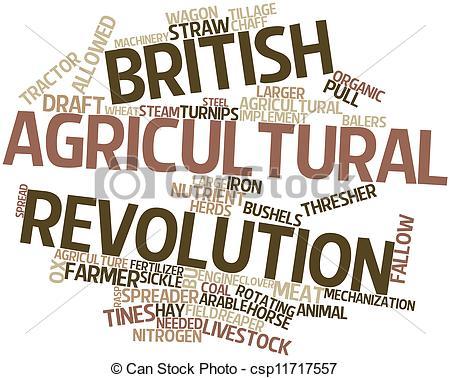 British Agricultural Revolution