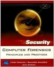 Practices for Computer Forensics